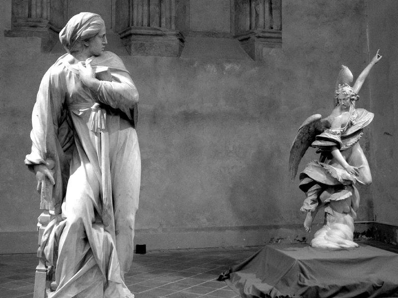 The Annunciation_Francesco Mochi